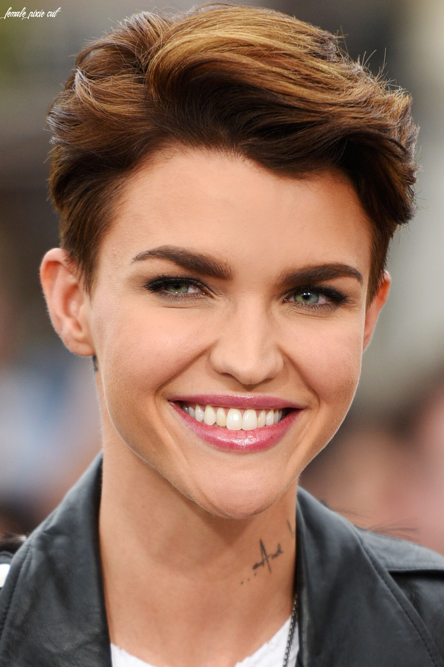 12+ Pixie Cuts We Love for 12 - Short Pixie Hairstyles from ...