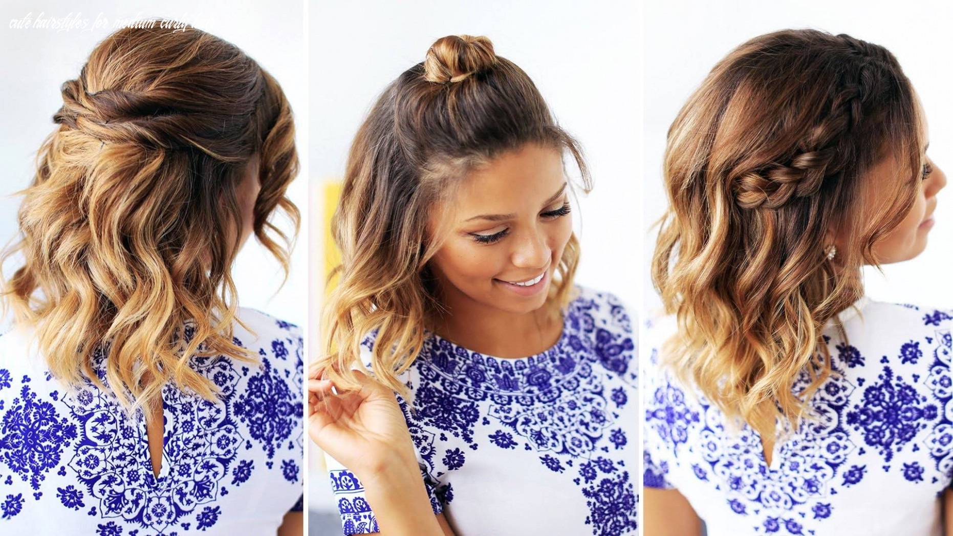 8 Easy Hairstyles For Short Hair Youtube (With images) | Short ...