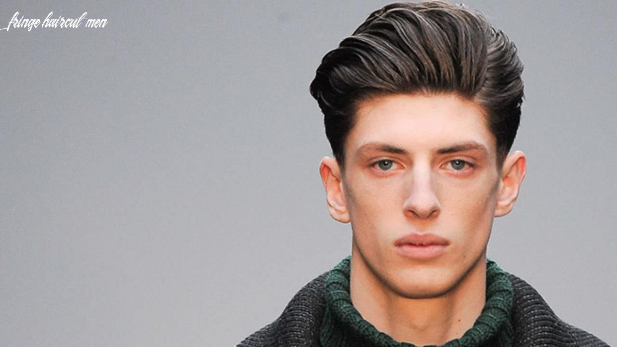 8 Fringe Hairstyles for Men You Need To Try This Season   Outsons ...