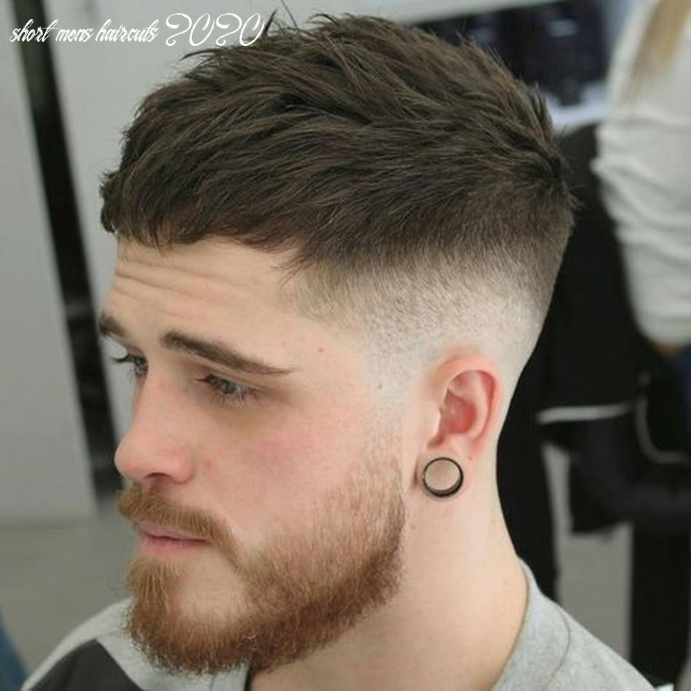 8 Functional Men's Short Haircuts to Try Now in 8 (With images)
