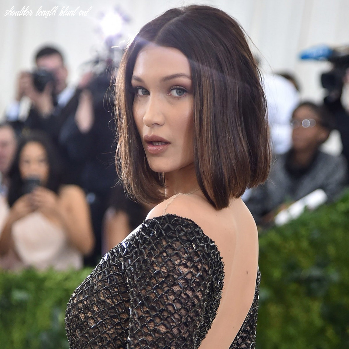 9 Best Blunt Haircut Ideas for 9 | Glamour