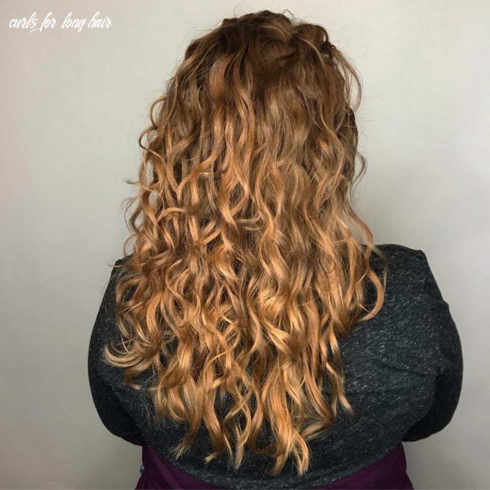 9 Cute Long Curly Hairstyles for 9 - Easy Curly Hair Ideas