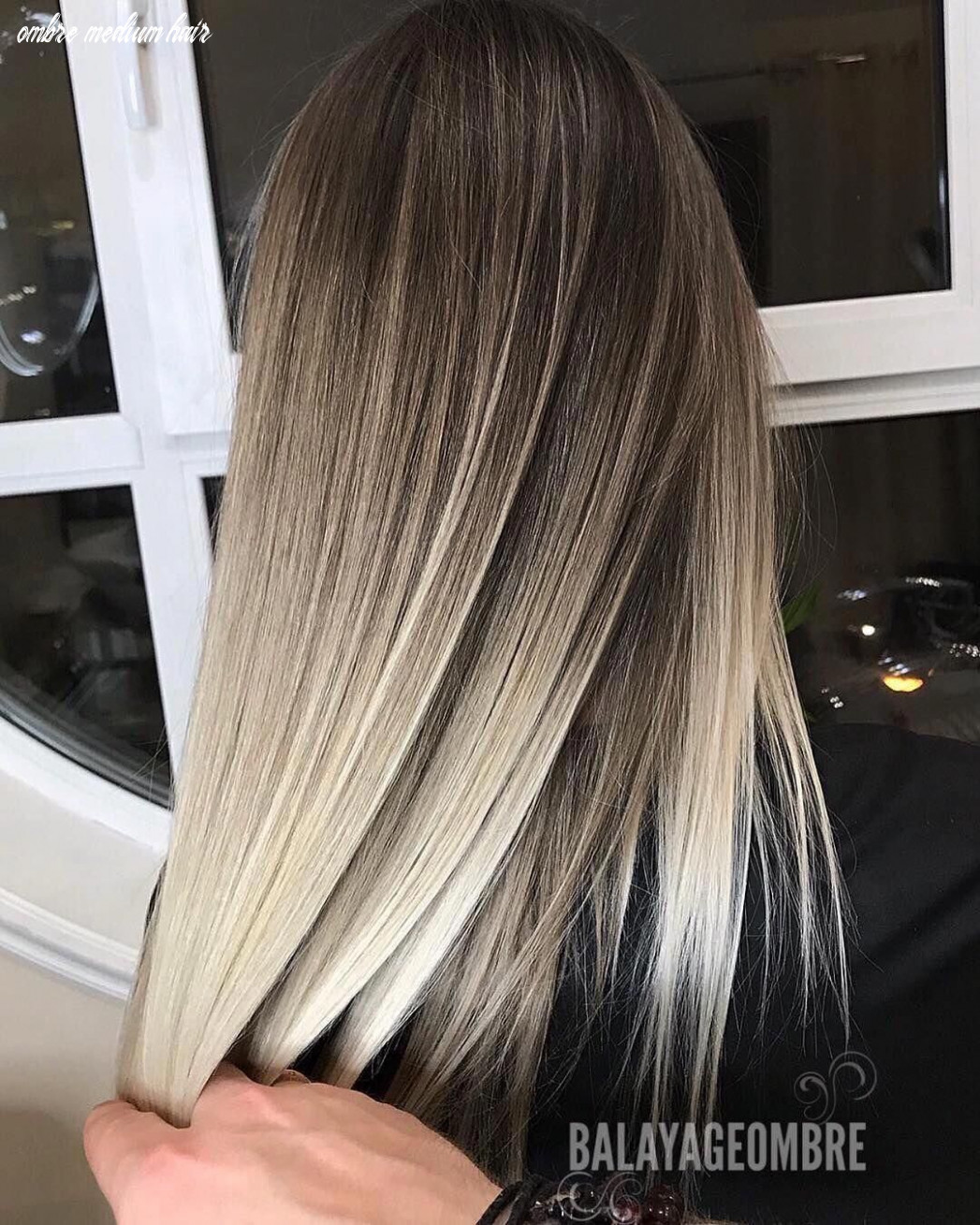 9 Ombre Balayage Hairstyles for Medium Length Hair, Hair Color ...