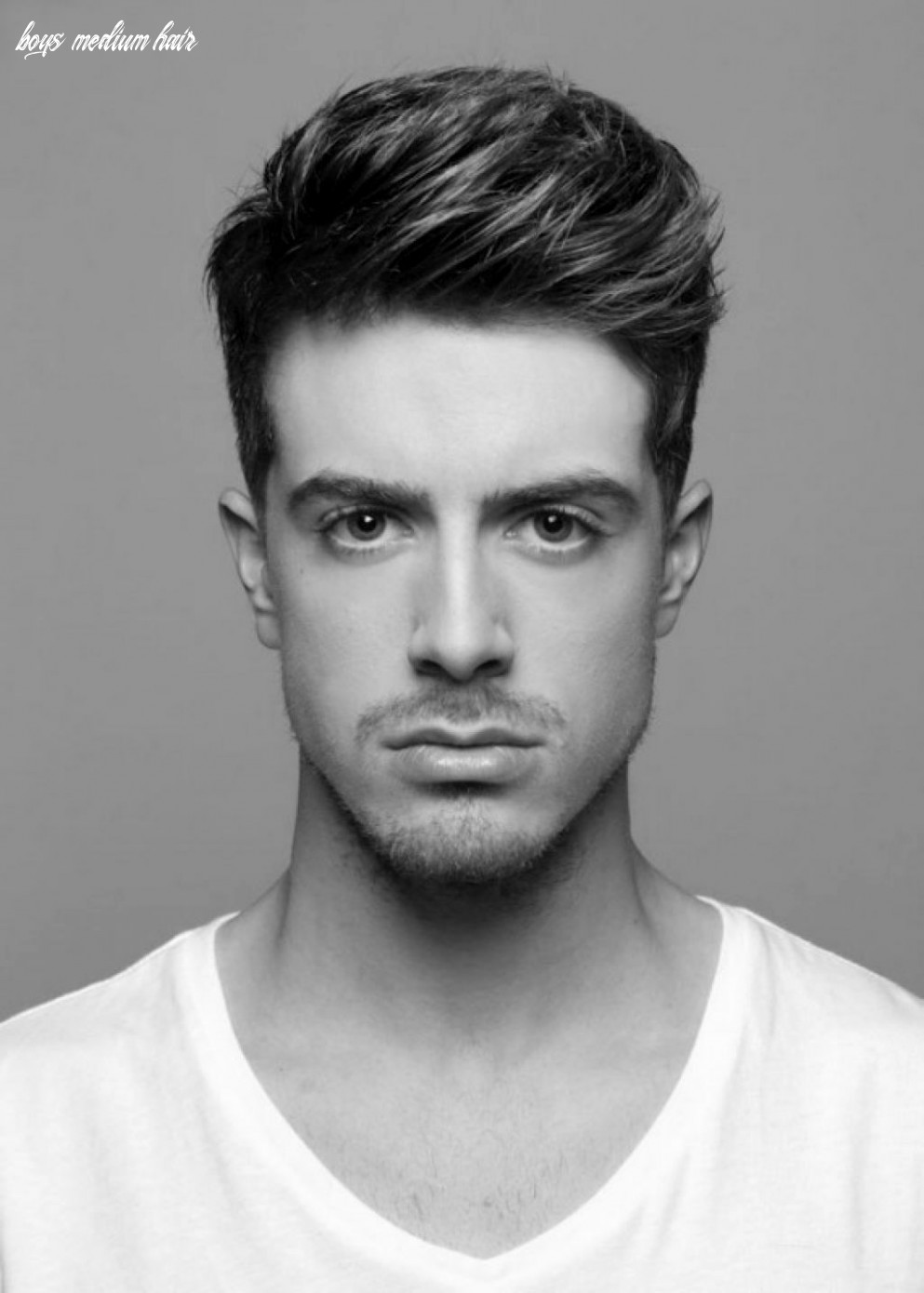 Awesome Hairstyle Men Awesome Hairstyles For Guys With Medium Hair ...
