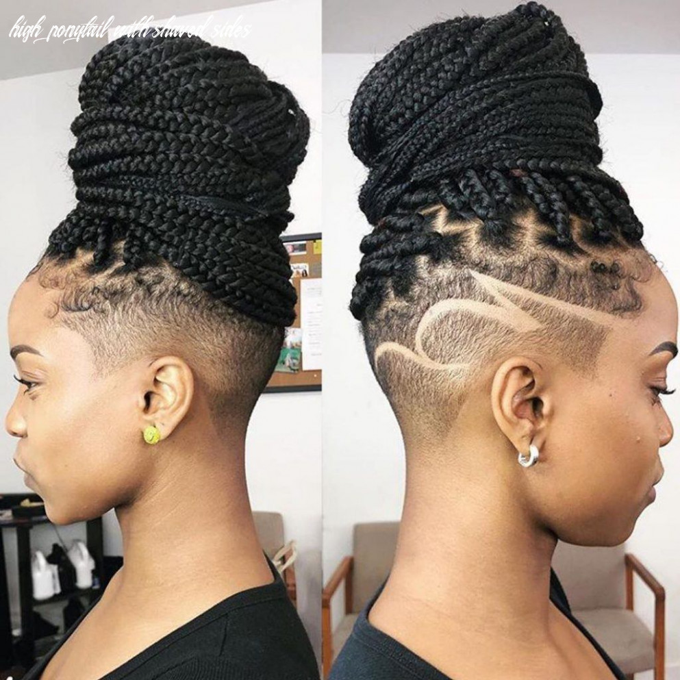Box Braids with Shaved Sides: 12 Stylish Ways to Rock the Look
