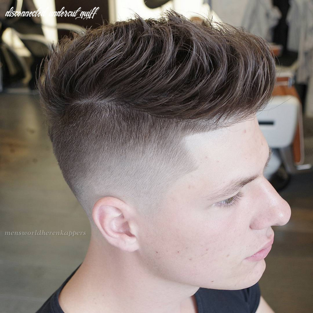 Disconnected Undercut Haircut for Men in 8   Mens Haircuts Trends