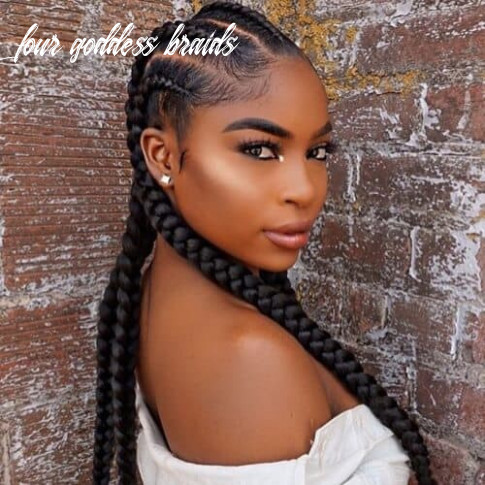 Do You Know what are Goddess Braids ?