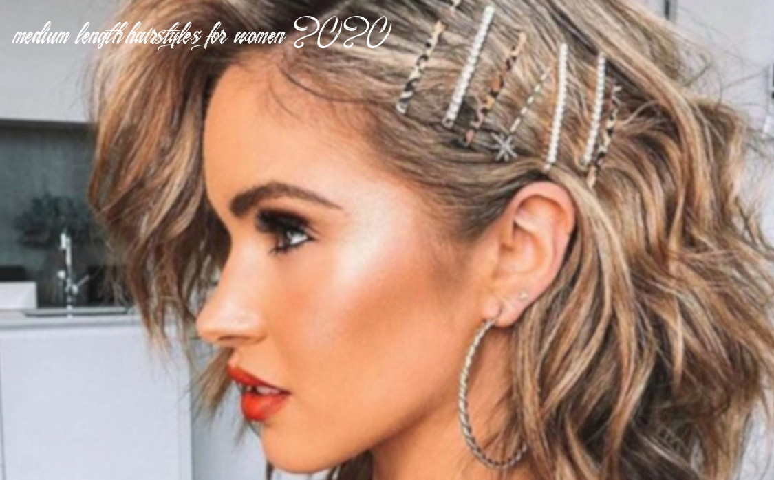 Game-Changing Medium Length Hairstyles to Rock in 11 | Fashionisers©