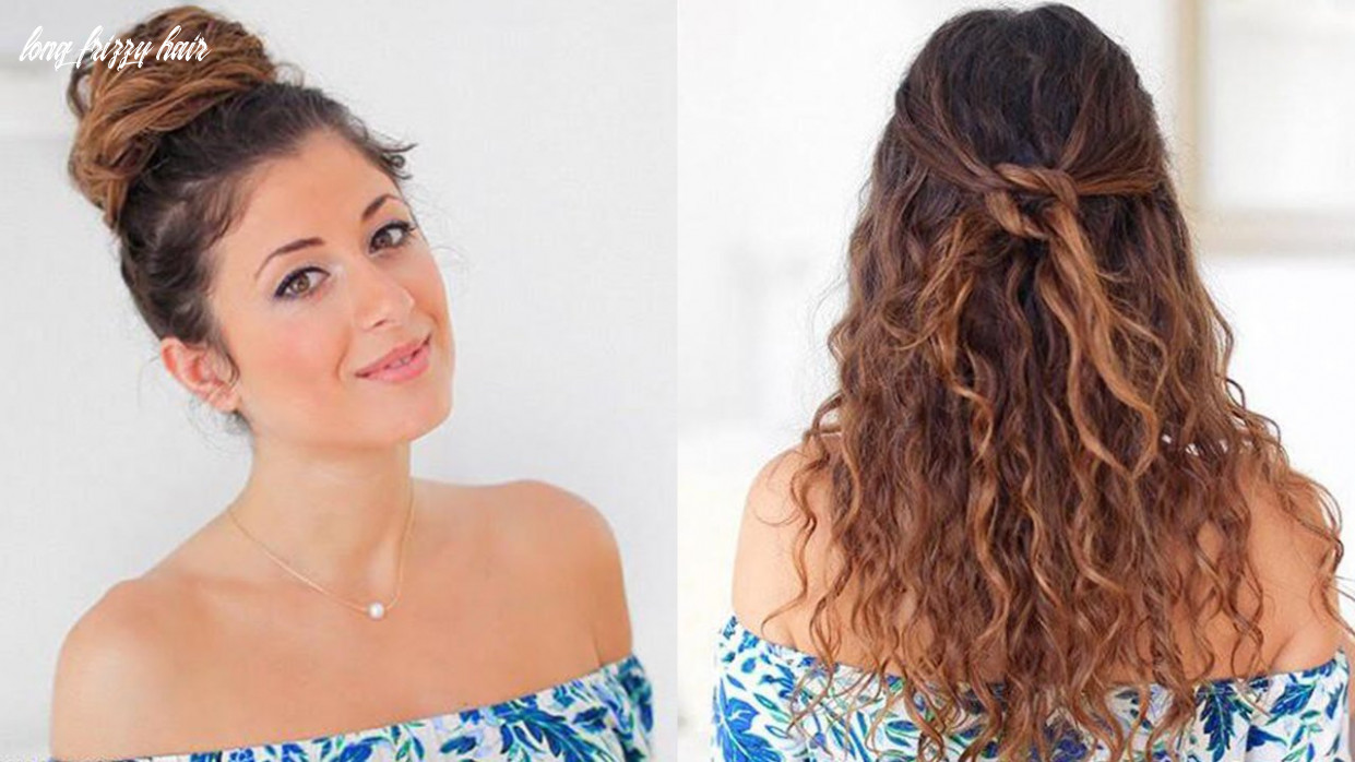 Hairstyles For Frizzy Hair: Best Hairstyles For Naturally Wavy Hair