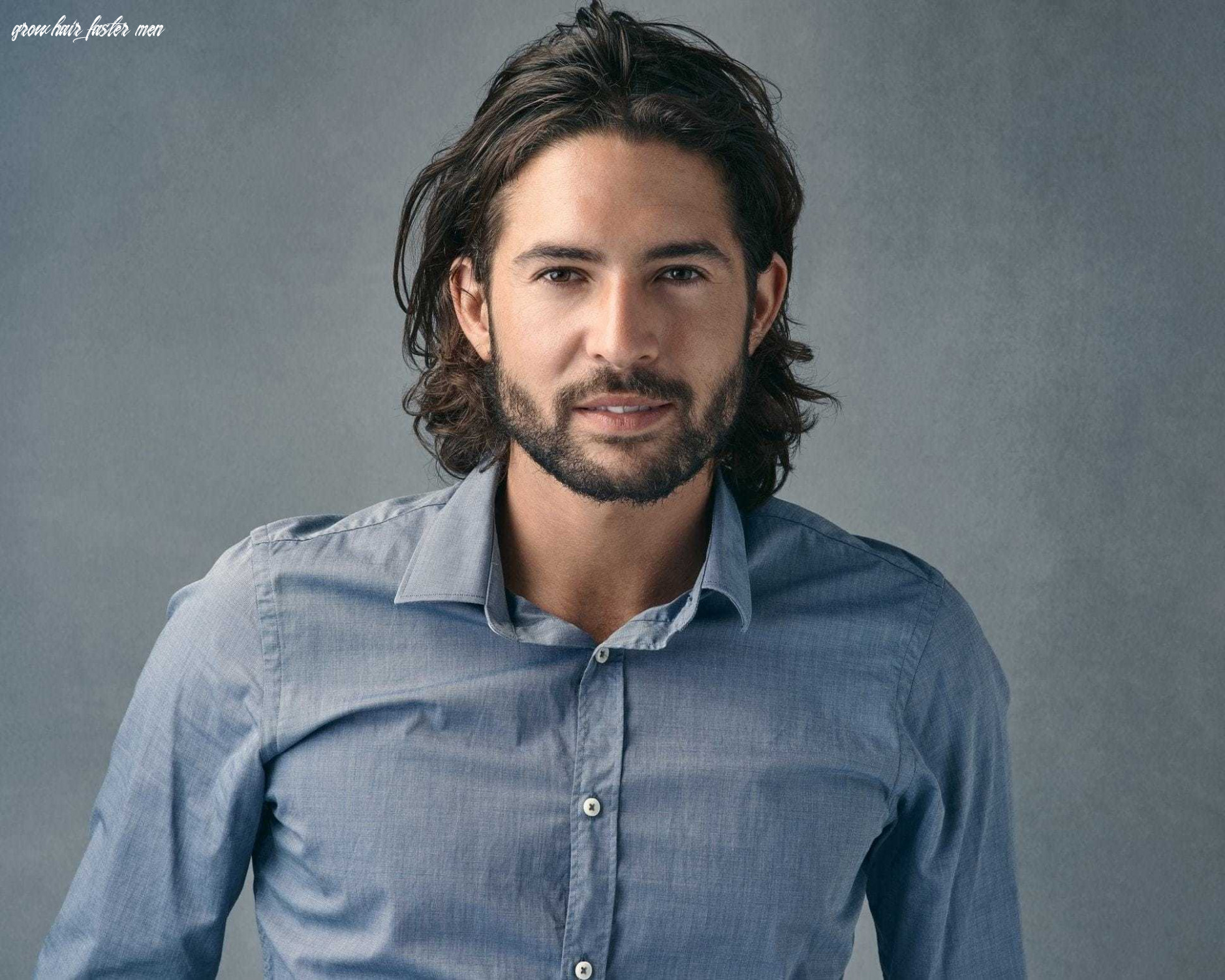 How to Grow Hair Faster for Men: Is It Possible? | All Things Hair US