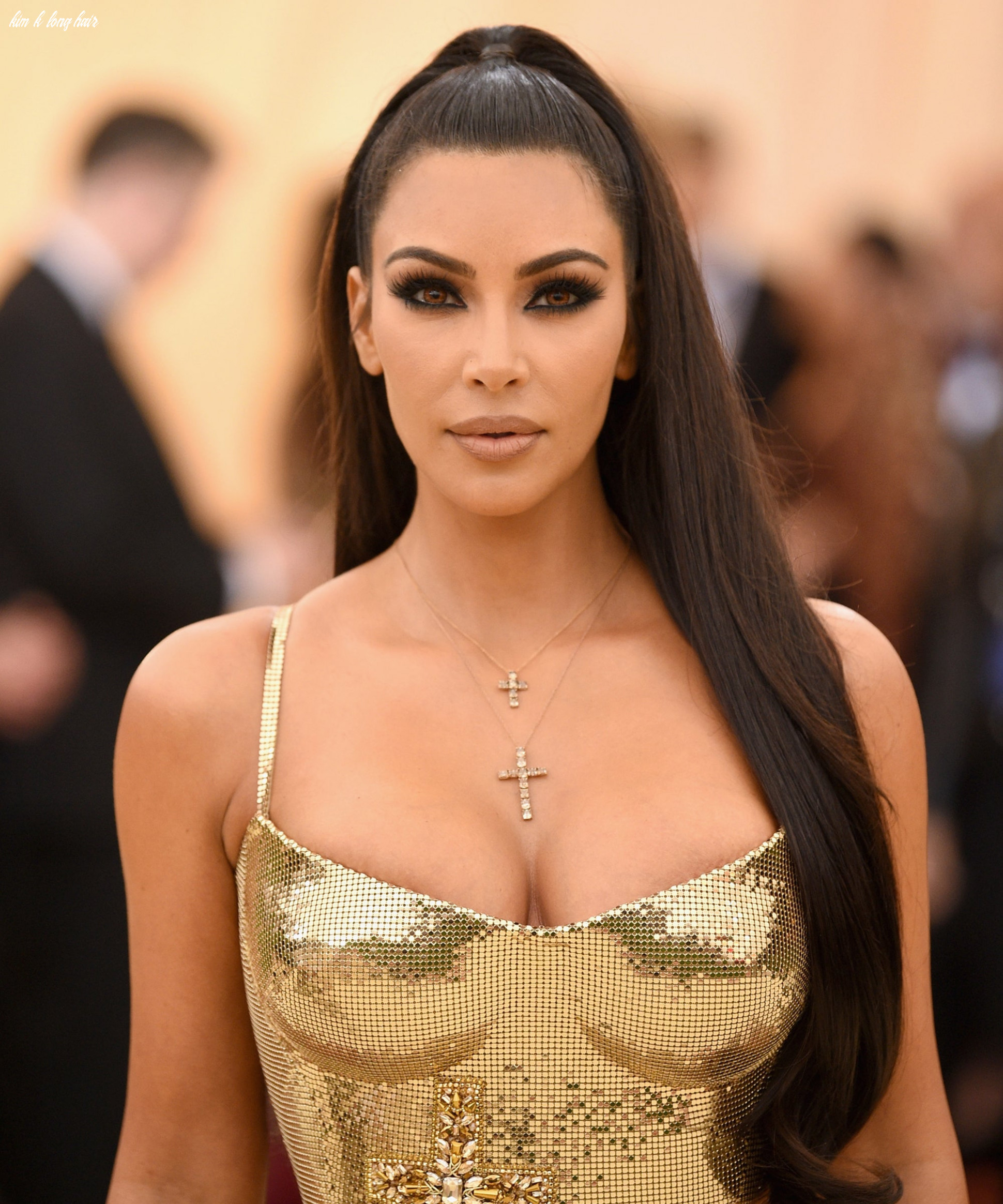 Kim Kardashian Best Hairstyles And Looks Of All Time