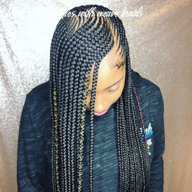 Latest Weave Styles 12 : Hot Hairstyles to Get a Glamorous Look ...