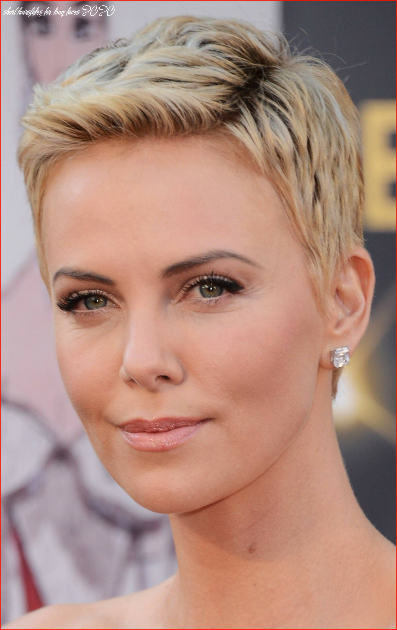 Luxury Short Hairstyles for Women with Long Faces Gallery Of Long ...