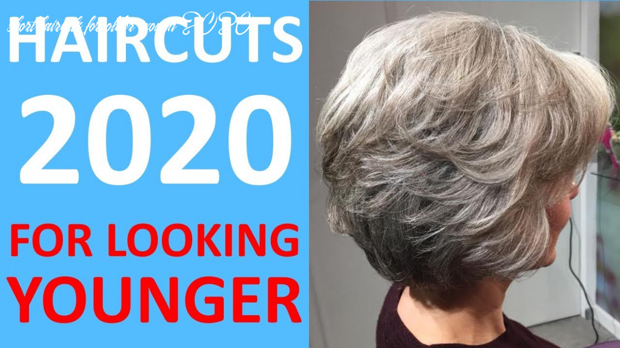 SPRING Fashion Short Haircuts 9 For OLDER WOMEN 9+ 9+ 9+