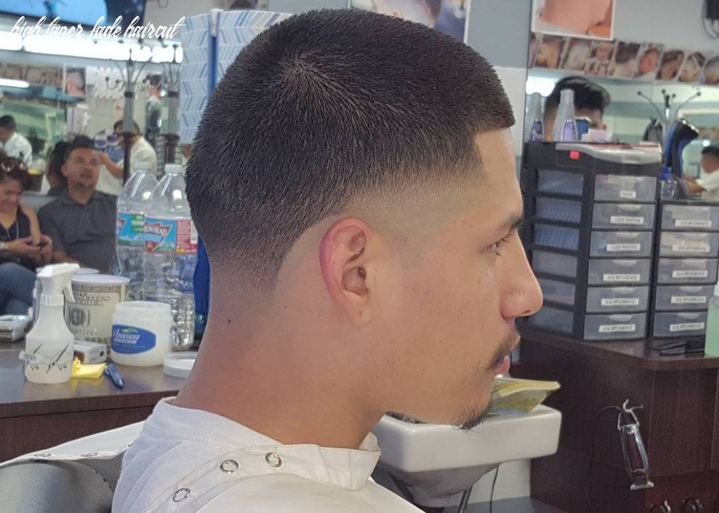 Taper Fade: 10 High and Low Taper Fade Haircuts for Men of Style