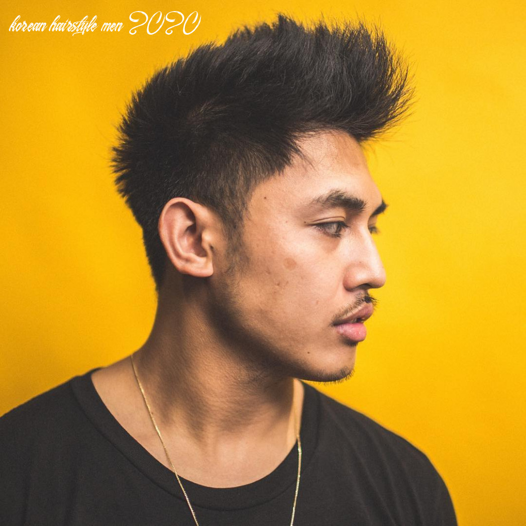 The 9 Best Asian Men's Hairstyles for 99 - The Modest Man