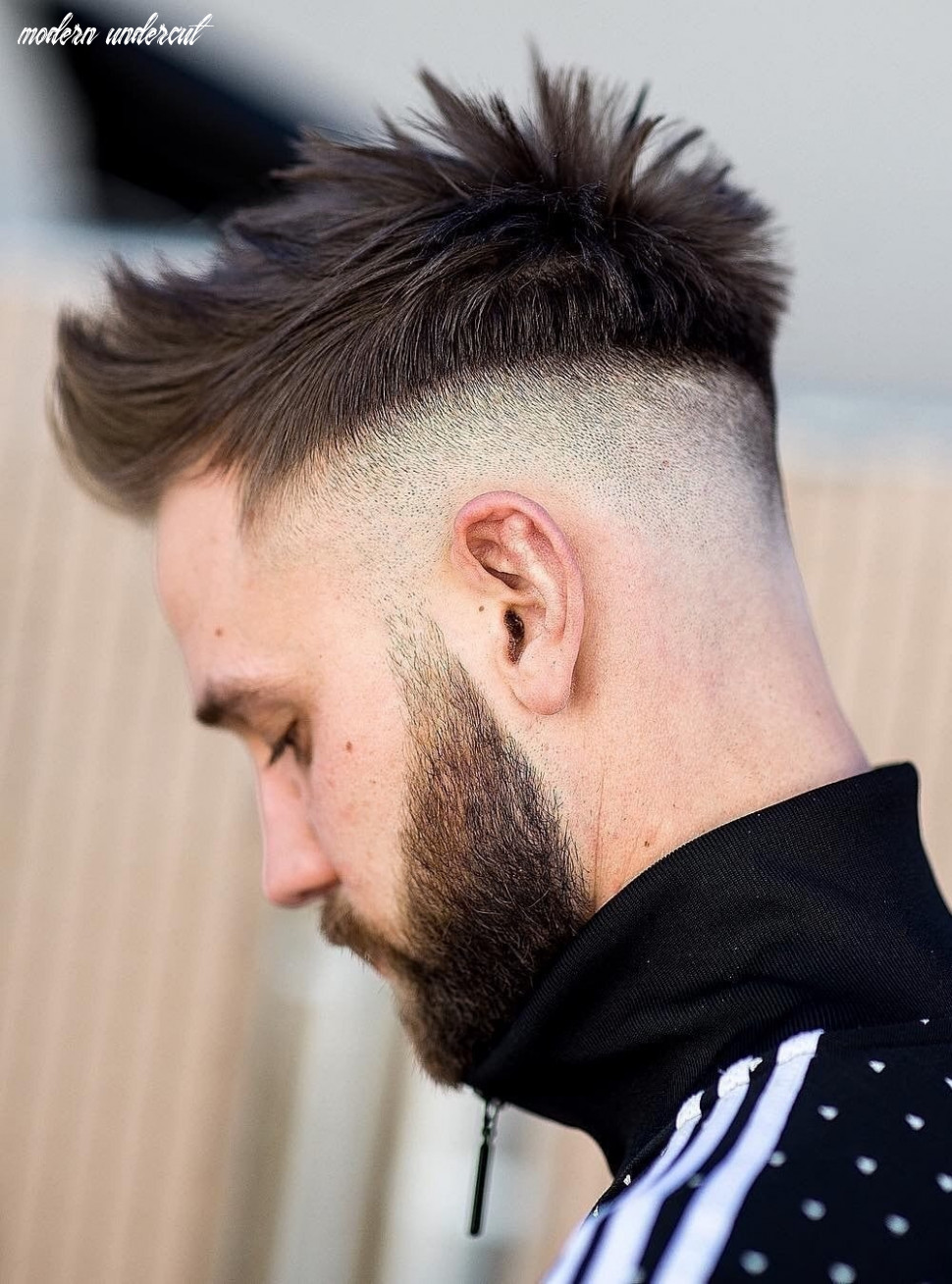 The Undercut Fade: 9 Modern and Classic Variations Of The Style