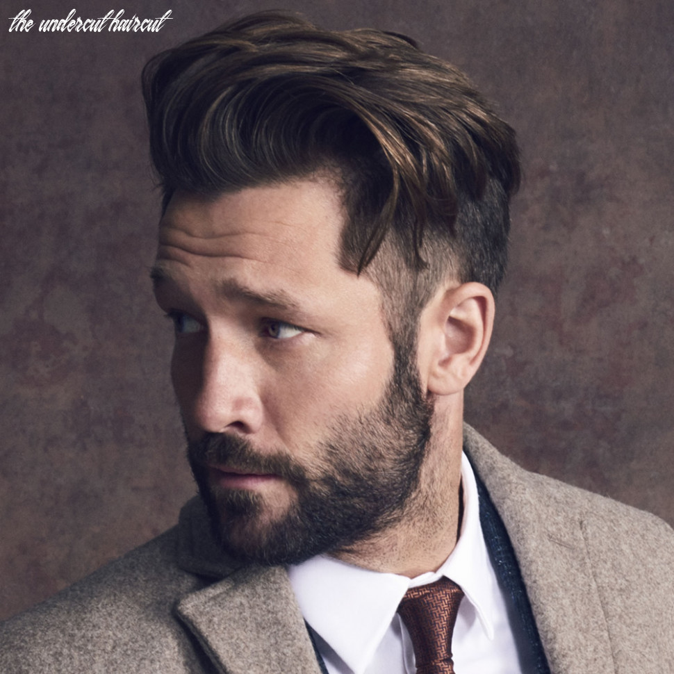 Top 11 Disconnected Undercut Hairstyles For Men In 11
