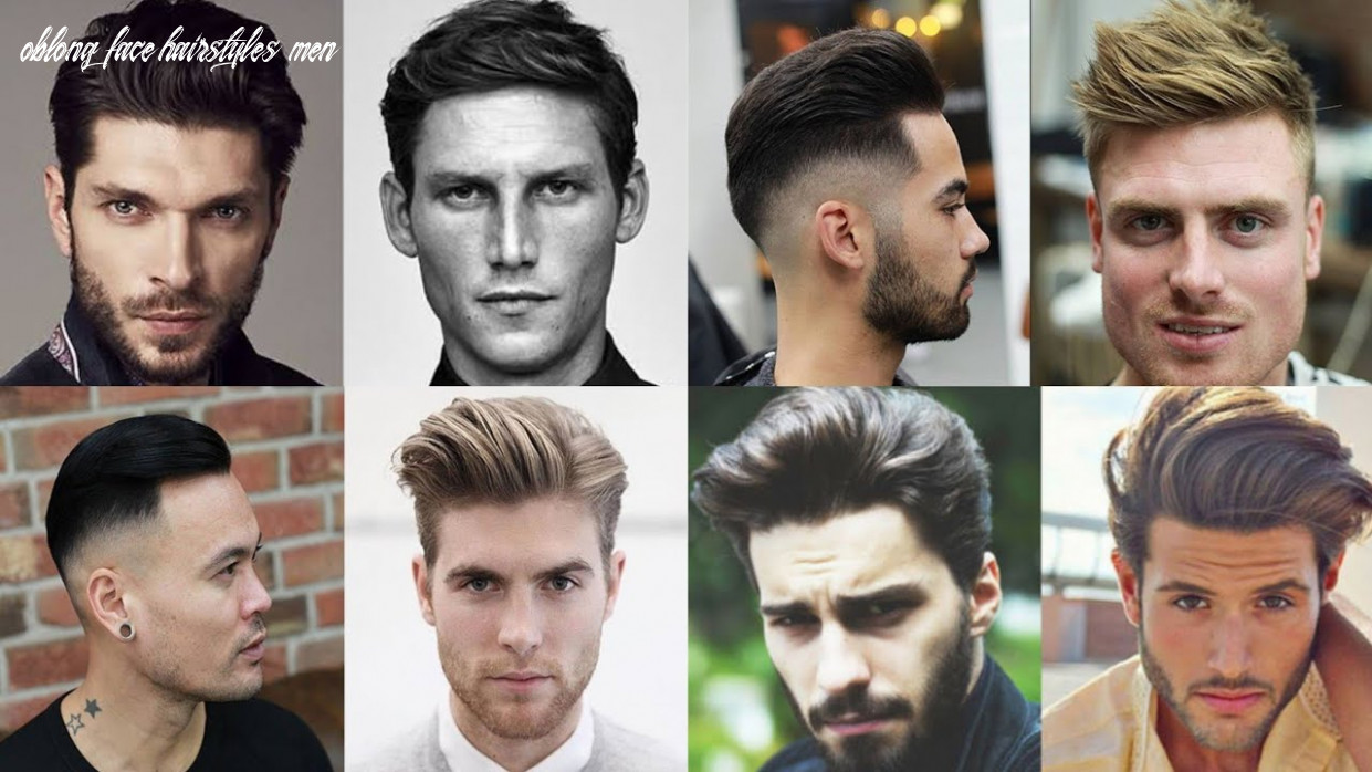 top10 #hairstyle #hair #menhairstyles Top 10 Oblong Face Shape ...