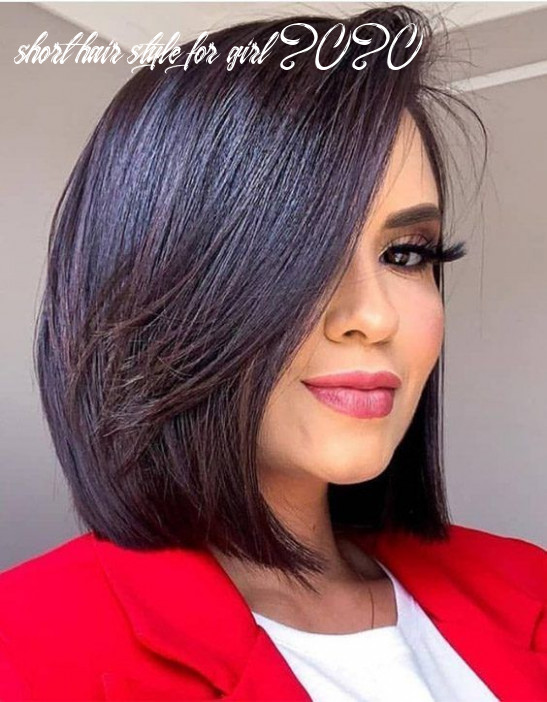 Unique Look of Short Haircuts for Girls in 9 | Girls short ...