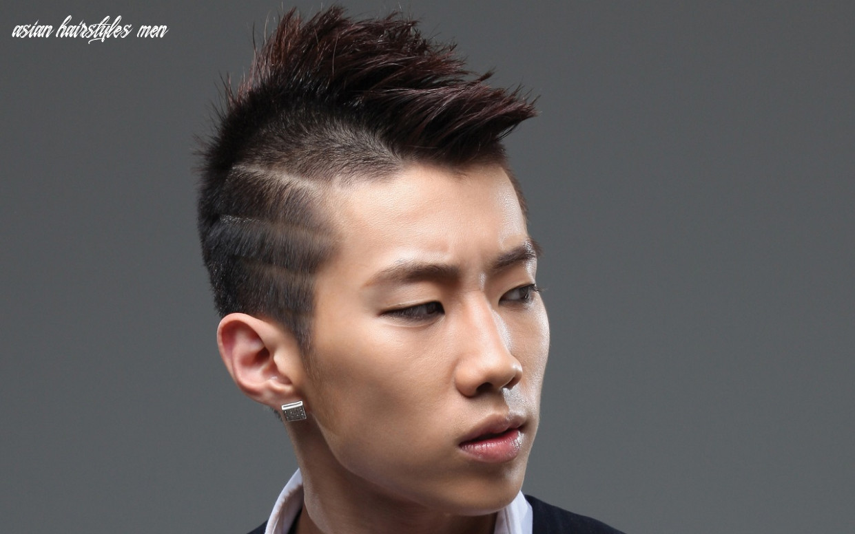 10 Charming Asian Hairstyles For Men - [New In 10]