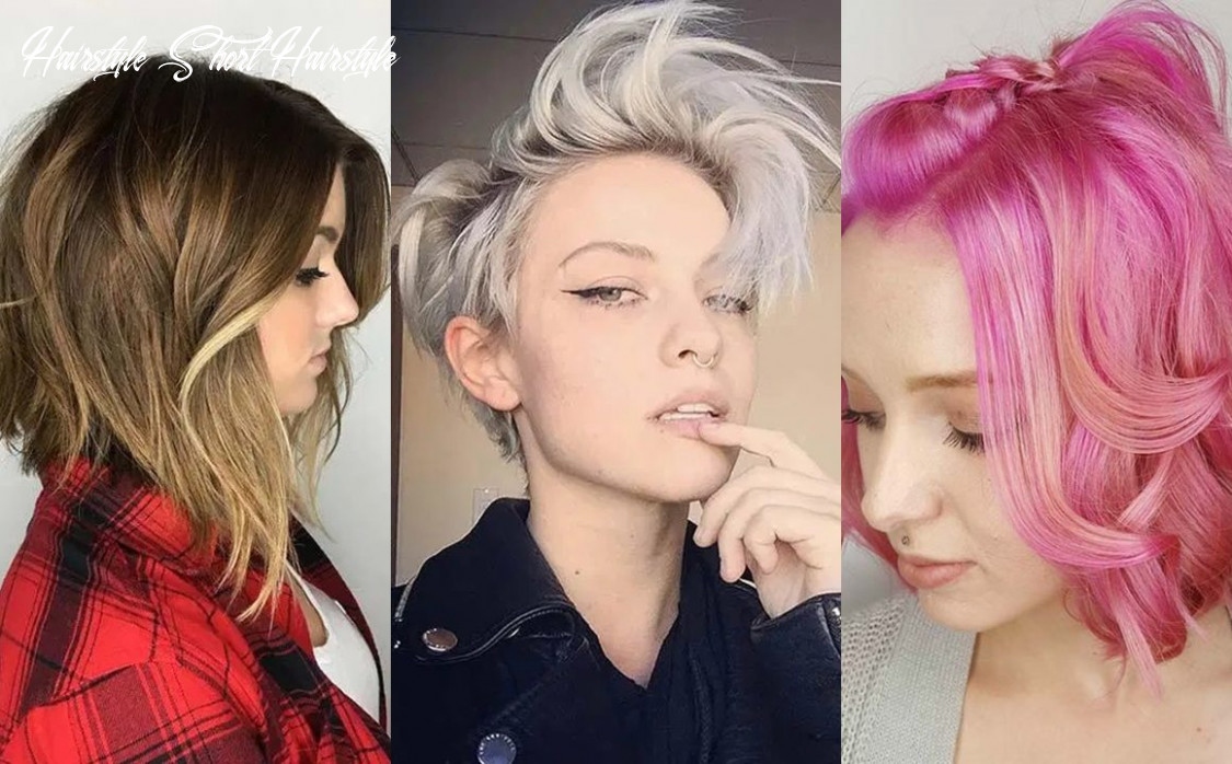 10 Short Hairstyles for Women with Thin Hair   Fashionisers©
