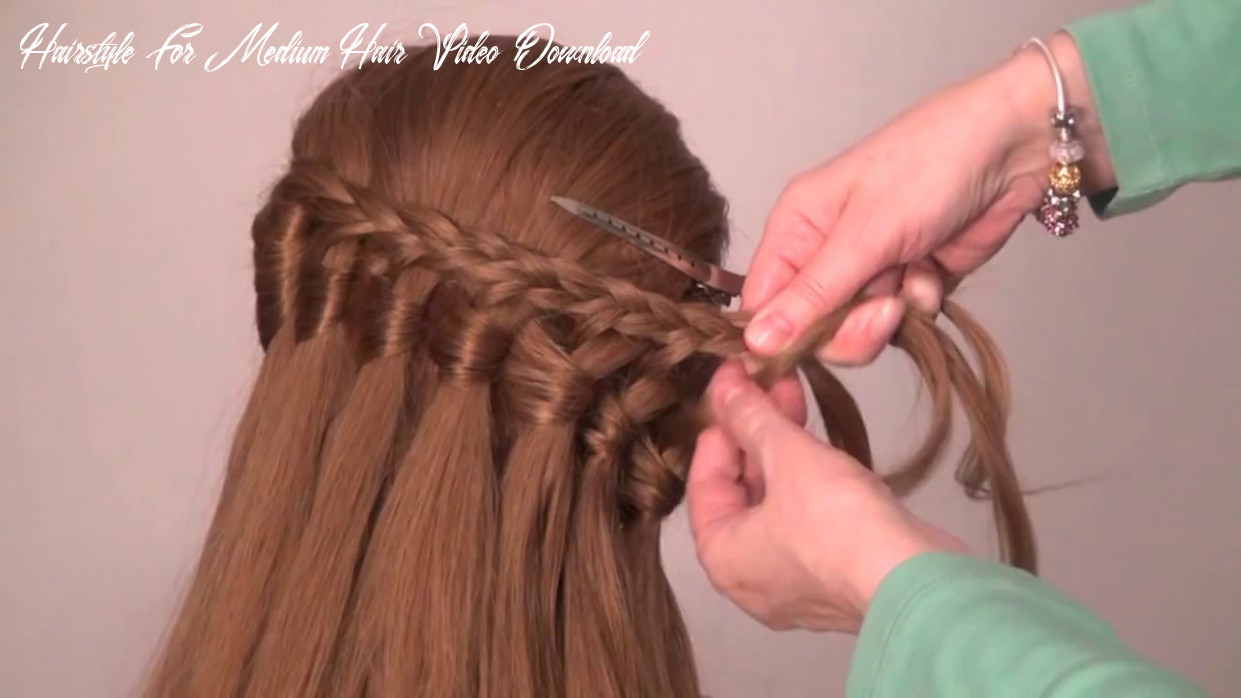 11+ Astonishing Long Hair Style Video Download Photos   Hair style