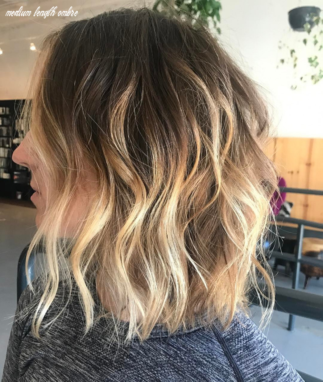 11 Chic Hairstyle Ideas For Medium Length Hair - Easy Hairstyles