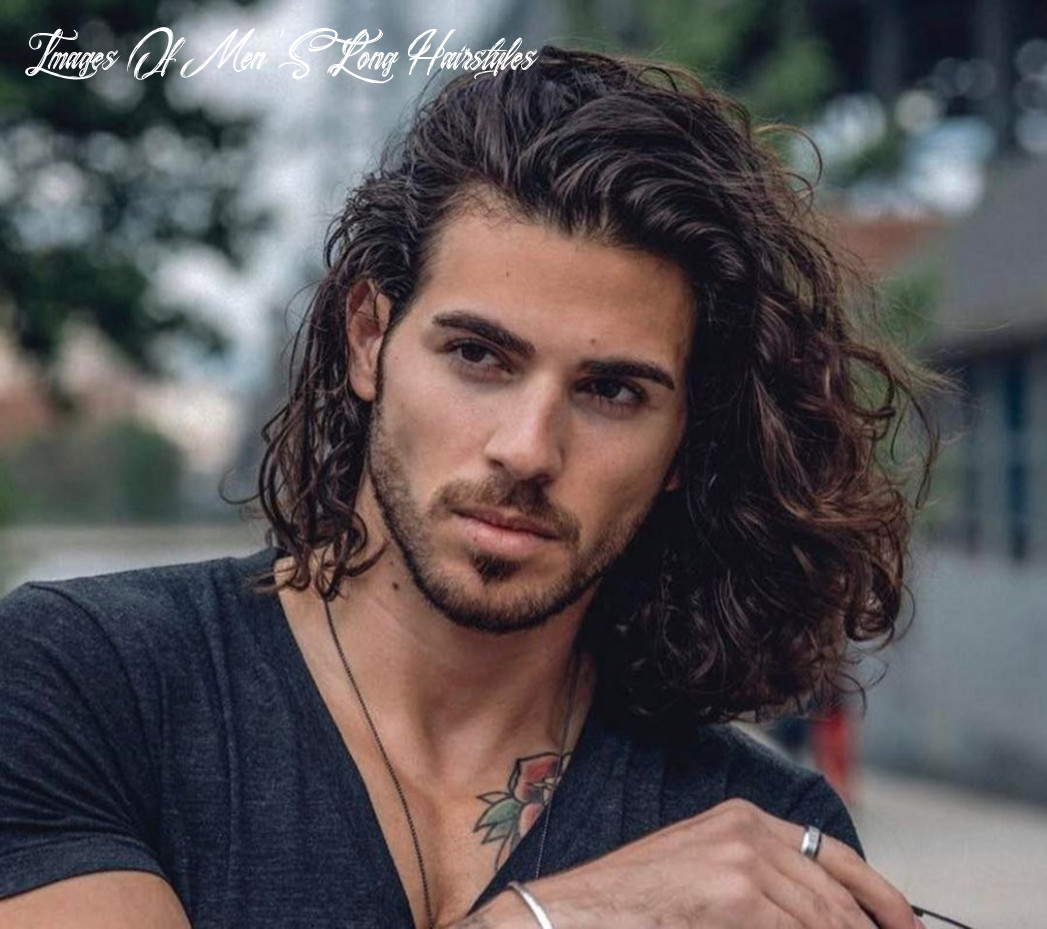 11 Cool Men's Long Hairstyles for You to Have in 11 | Long hair ...
