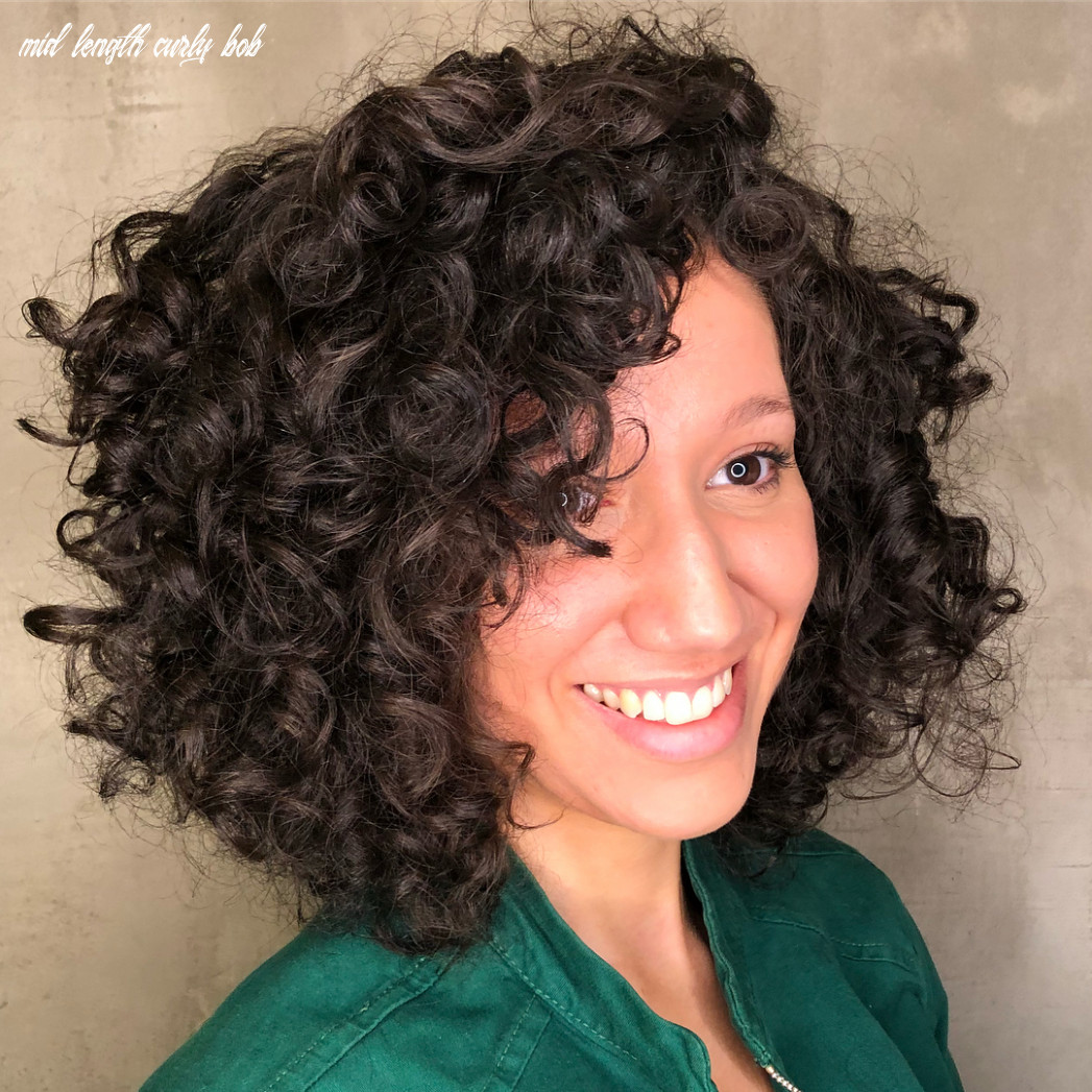 12 Curly Bob Ideas – Top 12's Hairstyles for Every Type of Curl