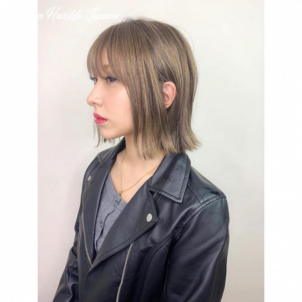 12 Japanese hairstyles for women 12 | Hairstyles for women 12