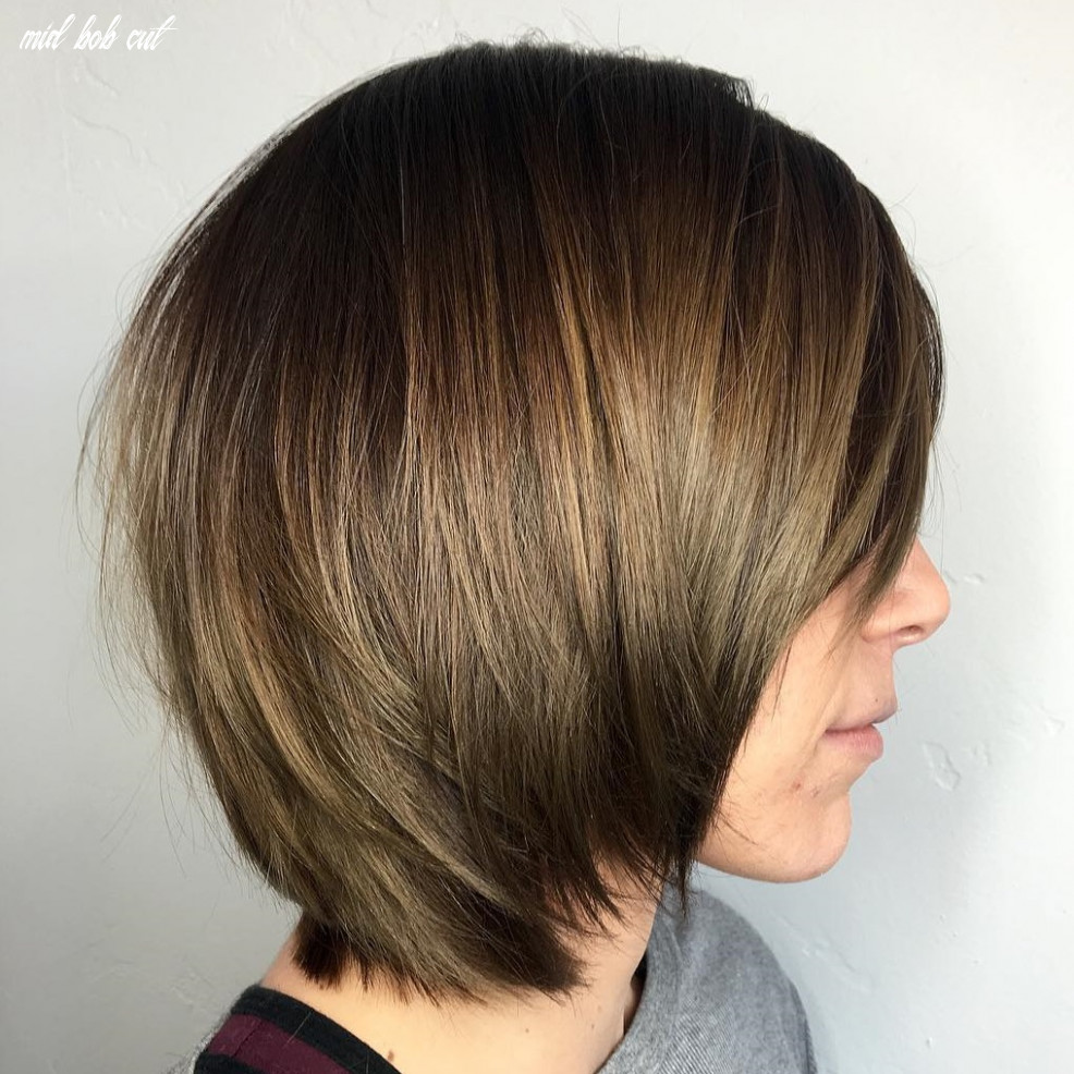 12 Medium Bobs from the Best Hairstylists - Hair Adviser