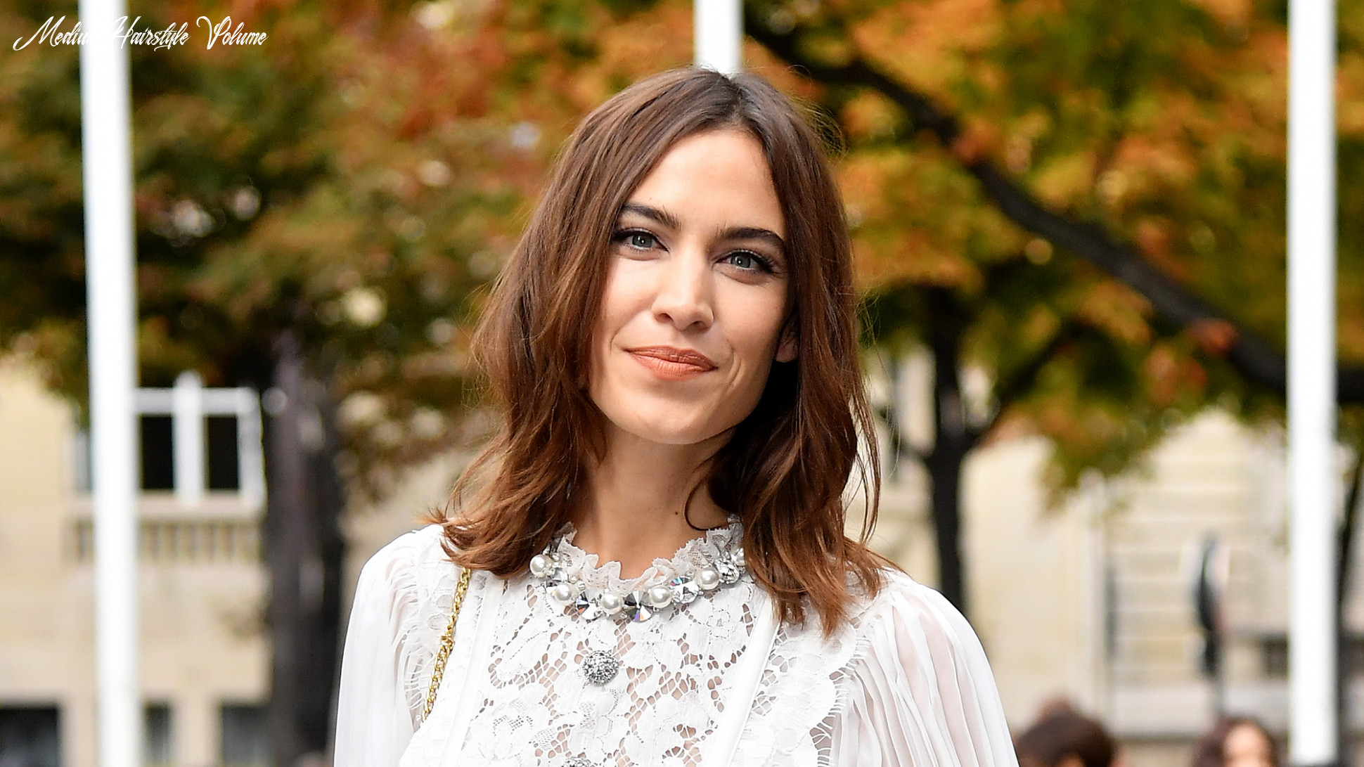 12 medium length hairstyles to take straight to the salon   Marie Claire
