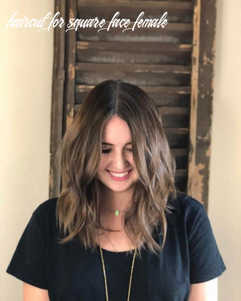 12 Perfect Medium Hairstyles for Square Faces in 12