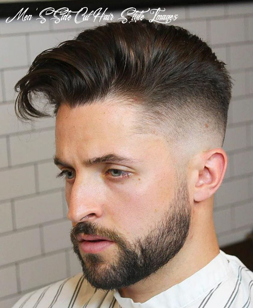 12 Stylish Undercut Hairstyle Variations to copy in 12: A ...