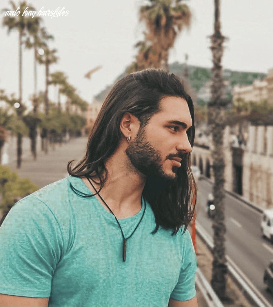8 Barber-Approved Long Hairstyles For Men - Hairstyle on Point