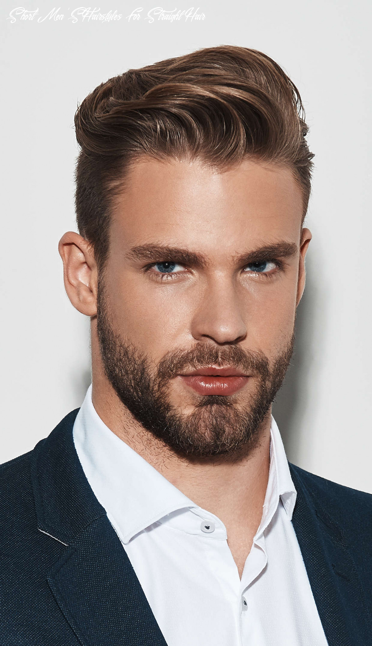 8+ Exquisite Hairstyles for Men with Straight Hair