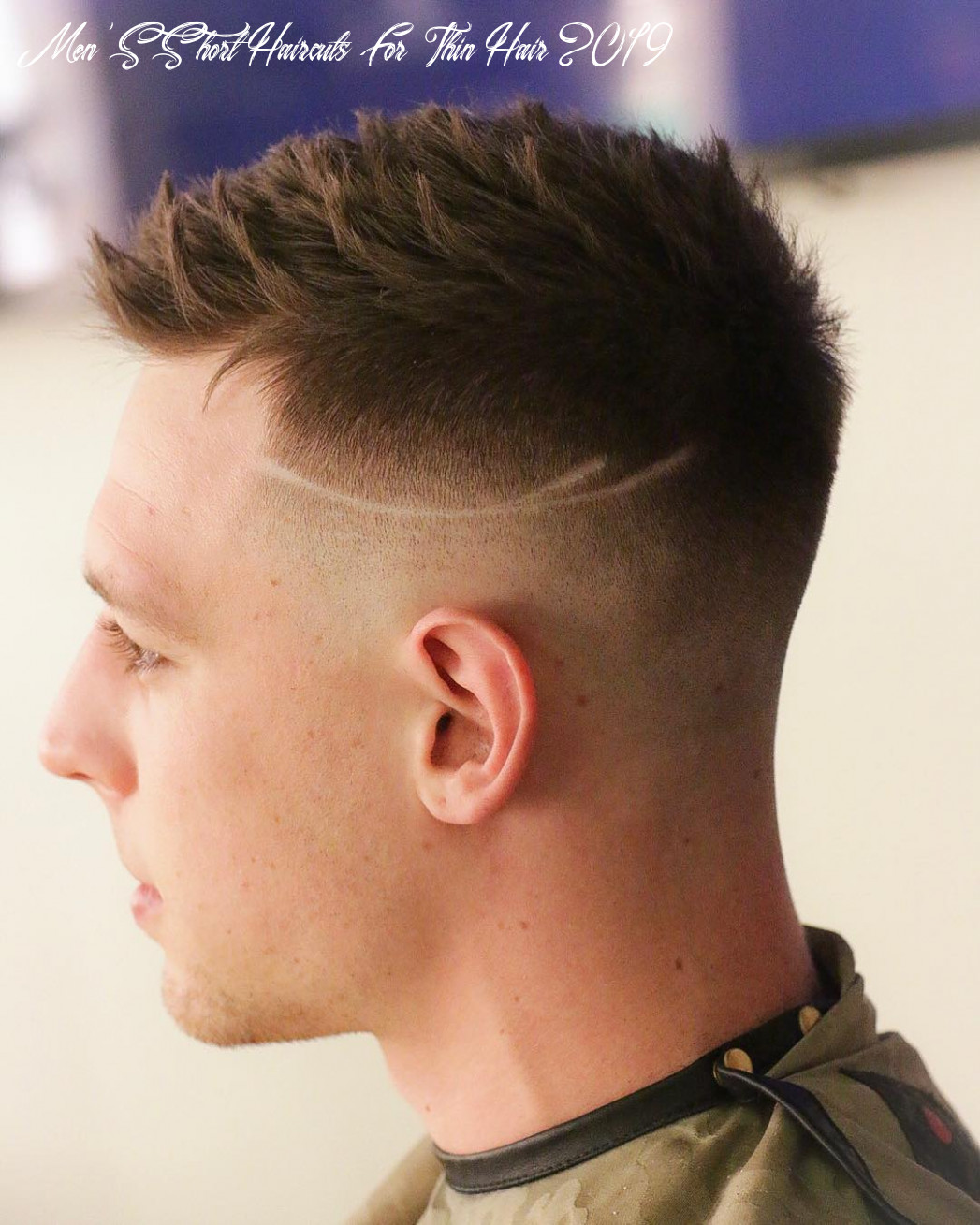 8+ Short Haircuts For Men -> Fresh Styles For July 8