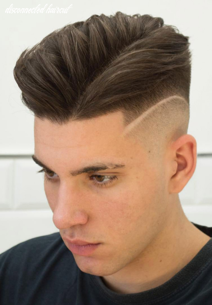 9 Brilliant Disconnected Undercut Examples + How to Guide
