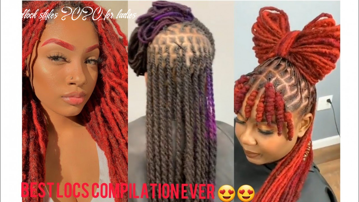9 locs compilation||9+ locs styles in 9 minutes