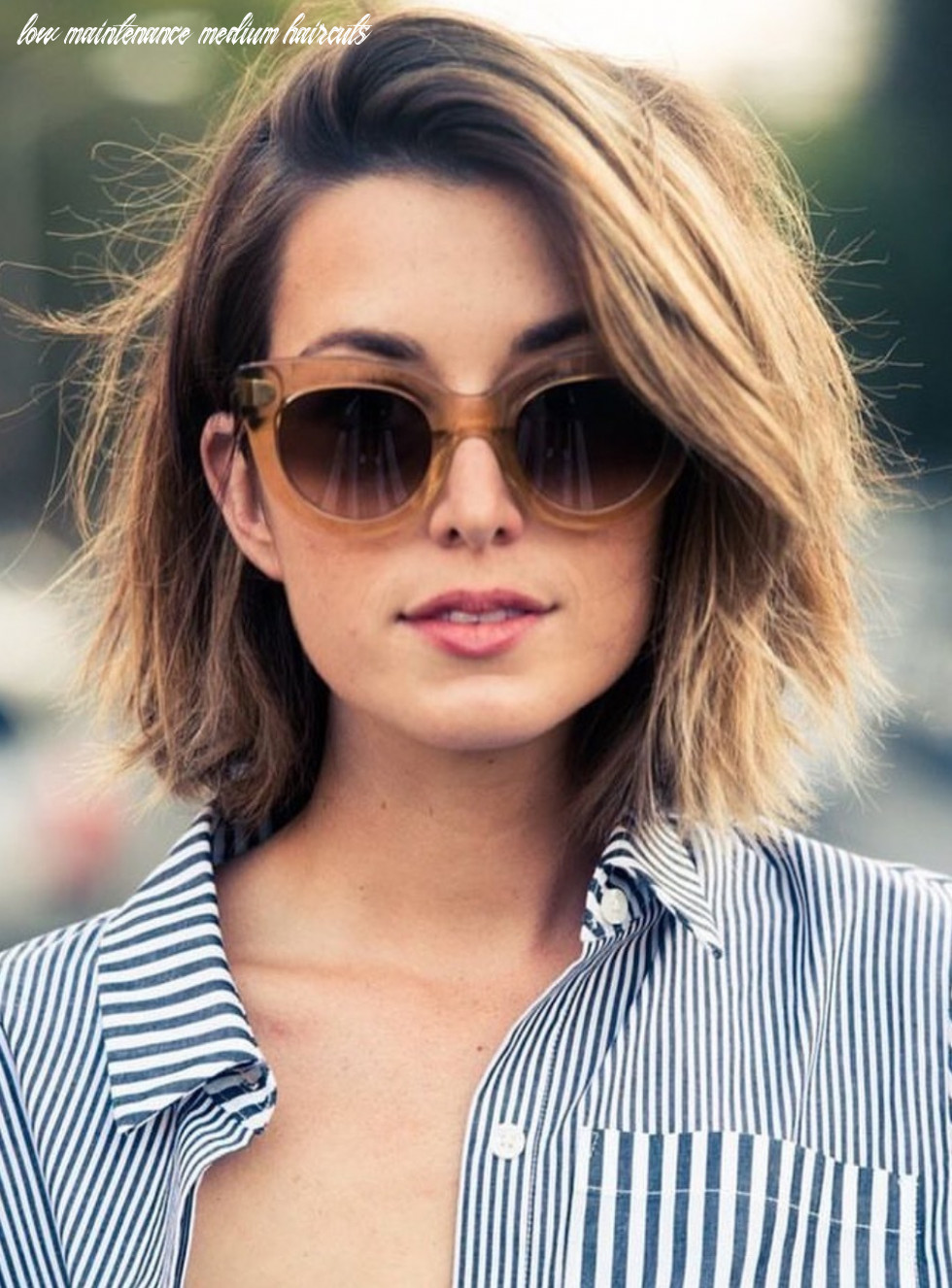 9 Stylish Low Maintenance Short Hairstyles Ideas for Women ...