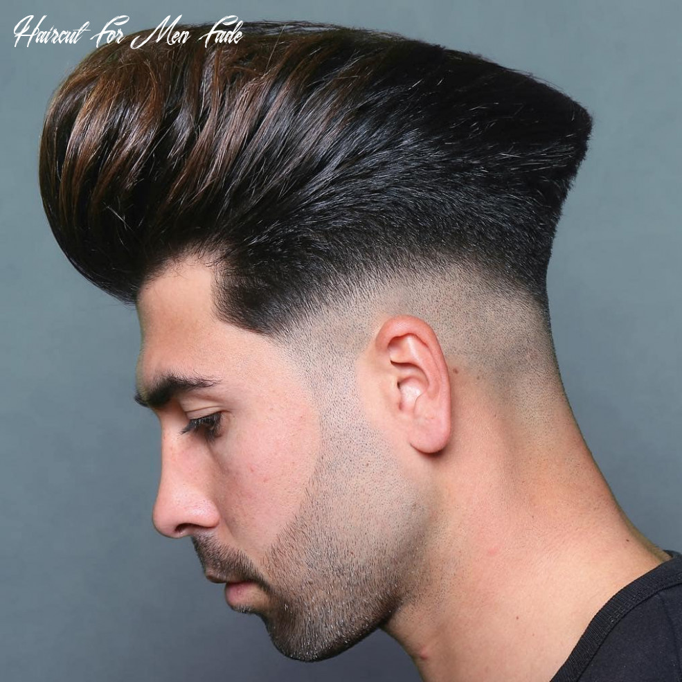 9 The Most Fashionable Mid Fade Haircuts for Men