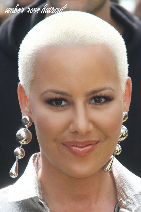 Amber Rose's Hairstyles & Hair Colors   Steal Her Style