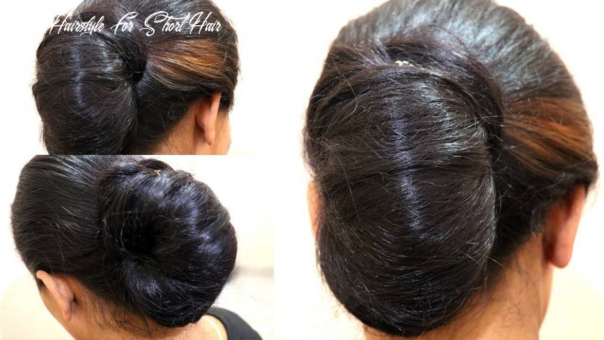 BEST HAIRSTYLES IDEAS: Easy Juda Hairstyle For Wedding