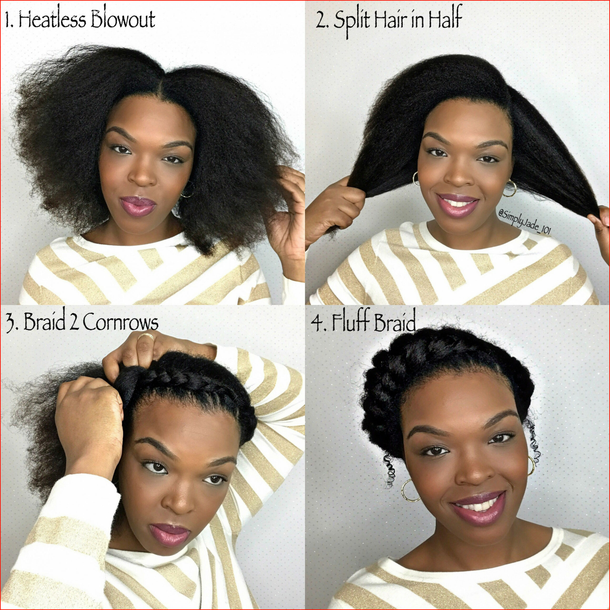 Best Youtube Black Short Hairstyles Collection Of Short Hairstyles ...