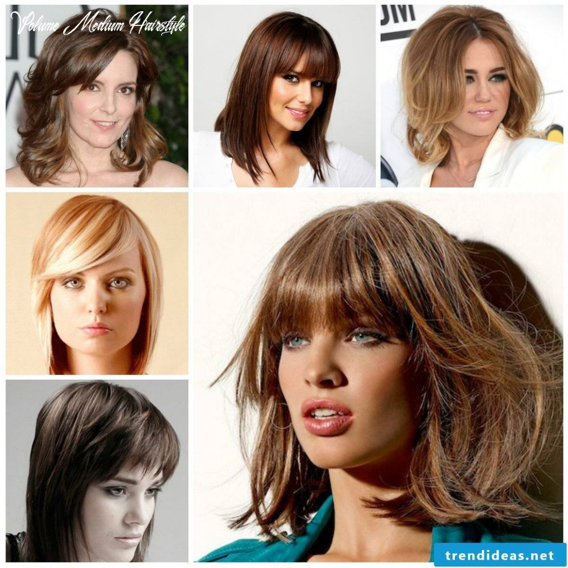 Fabulous hairstyles and latest trends for medium-long hair 12