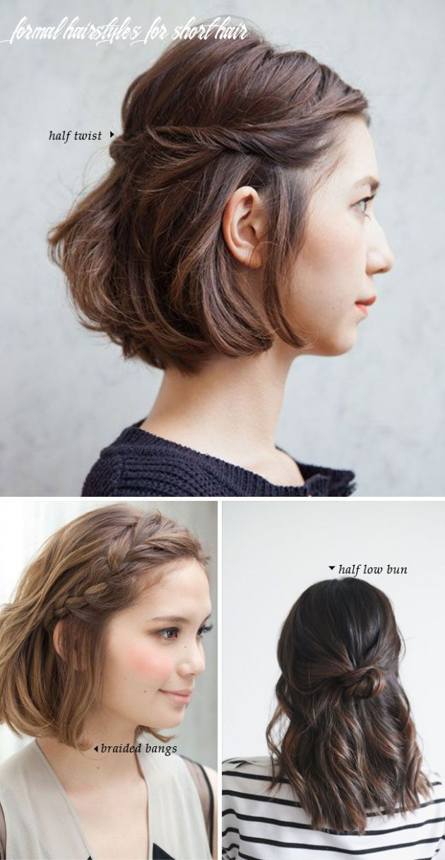 Fashonable Updo Hairstyles for Short Hair | Styles Weekly
