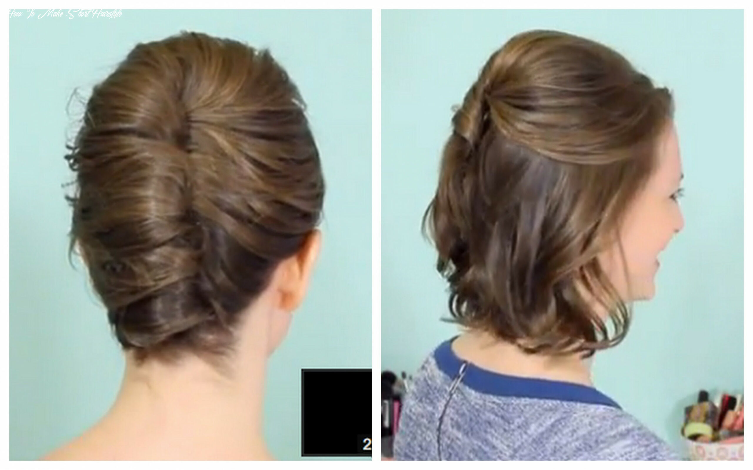 How To Make Super Styles For Short Hair | Ak Clinics