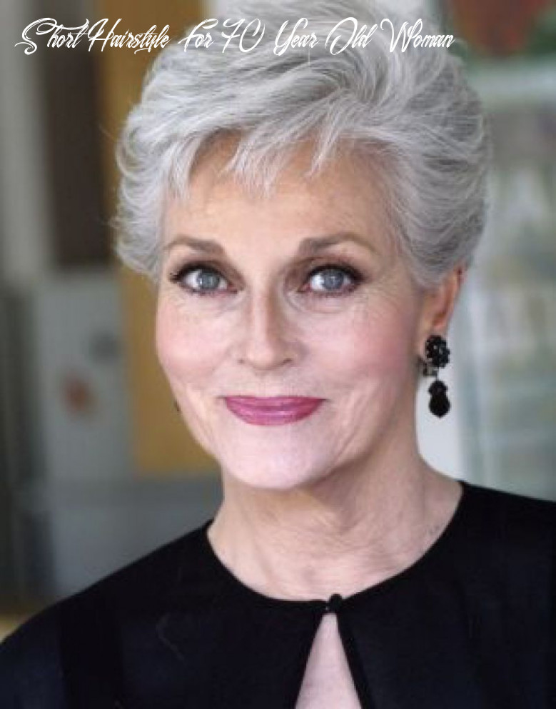 Image result for short hairstyles for women over 11   Short grey ...