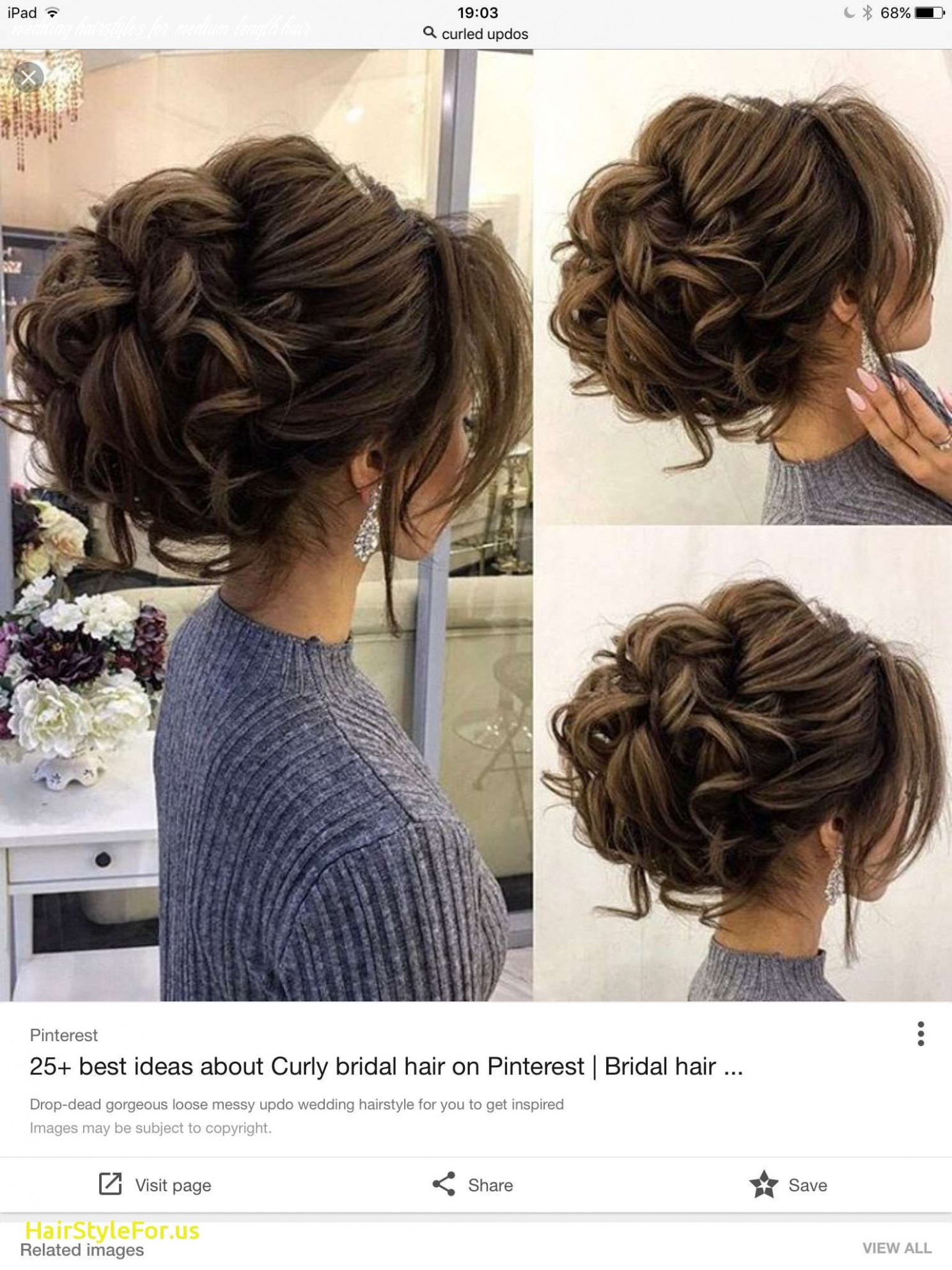 Luxury Loose Updo Hairstyles for Medium Length Hair | Unique ...